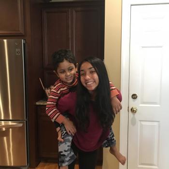 Babysitter Matthews: Tanvi