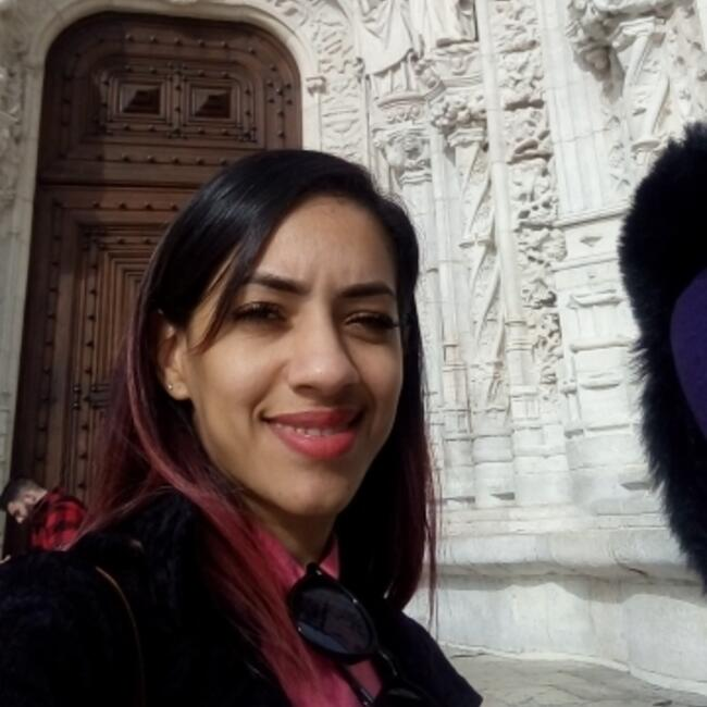 Ama em Amadora: Amanda Teixeira
