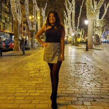 Canguros en Getxo: Saritha