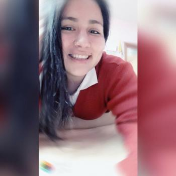 Canguro en Madrid: Camila