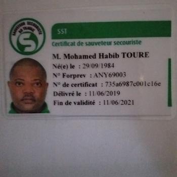 Babysitter Montreuil: Mohamed habib