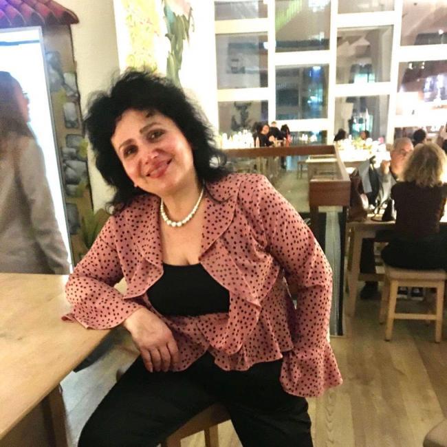 Nanny in London: Zhulieta