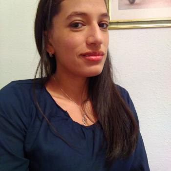 Canguro Hospitalet de Llobregat: Liz Carolina Arzamendia