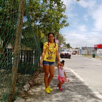 Niñera en Veracruz: Elsy
