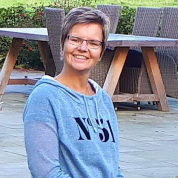 Gastouder in Ermelo: Heidi