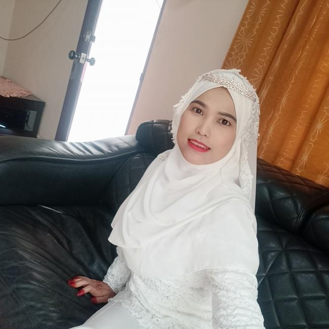 Kerja pengasuh di Labu: Nur Baiti Qistina