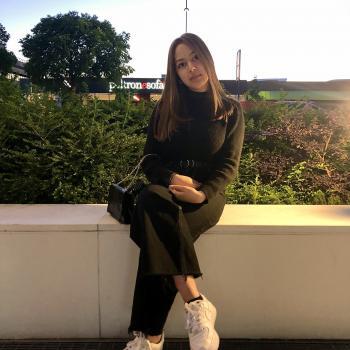 Tata a Cordignano: Rania