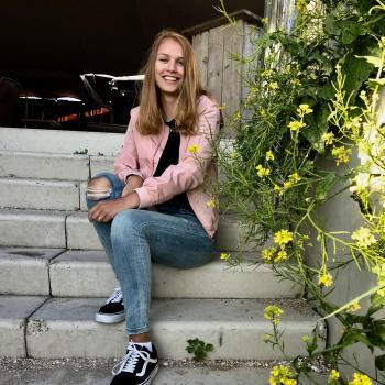 Oppas Leiden: Aimée Tros