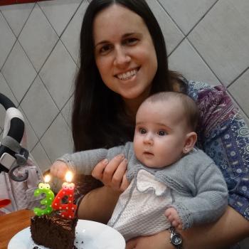 Padre/madre Barcelona: trabajo de niñera LUCIA