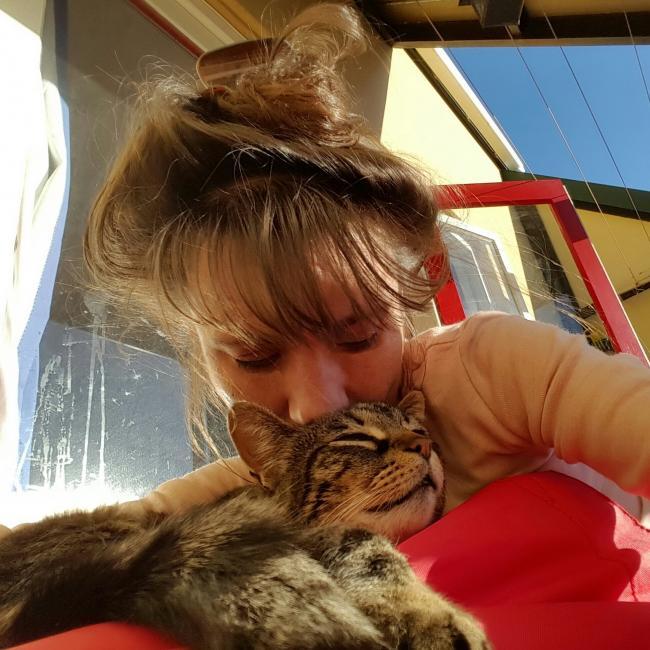 Babysitter in Whanganui: Nat