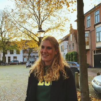 Babysitter Haarlem: Madelief van den Berg