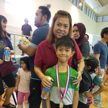 Babysitter Singapore: Cecilia