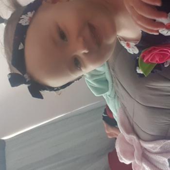 Nanny job in Hastings: babysitting job Candice