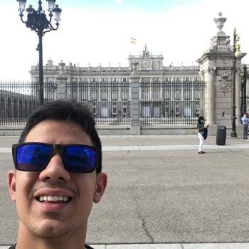 Canguro en Madrid: George Hallak