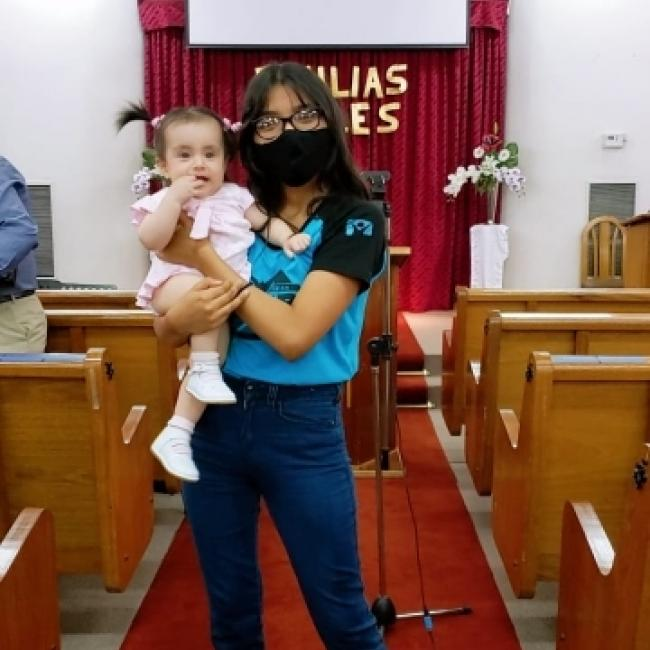 Niñera en Sarandí: Noelia