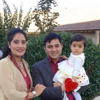 Eltern Chavannes: Saroj