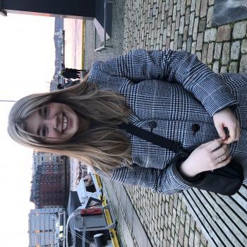Barnevakter i Loddefjord: Andrea-Elise