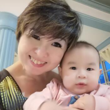 Babysitter Singapore: Shelly