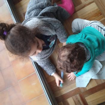 Niñera en Montevideo: trabajo de niñera Helena
