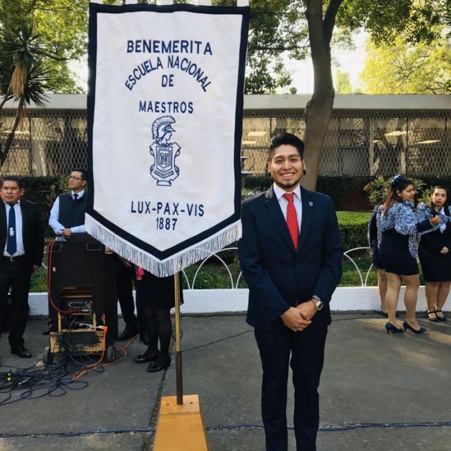Niñera en Ciudad de México: A. Mauricio Juárez Santiago