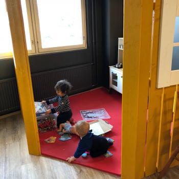 Vanhempi Rauma: Lastenhoitotyö IMANE