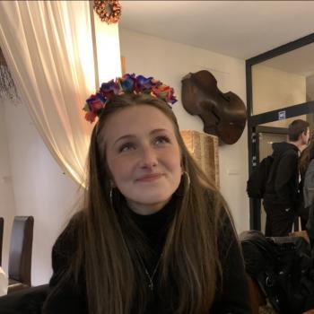 Baby-sitter in Lisieux: Clémentine