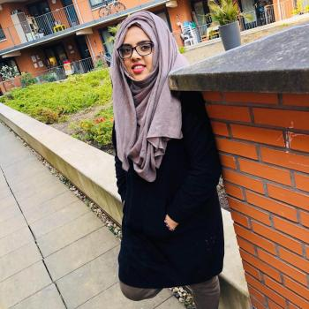 Gastouder Den Haag: Aisha