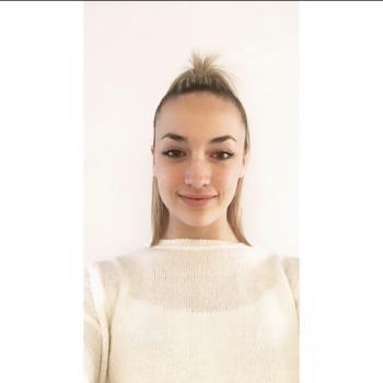 Canguro Rubí: Irina