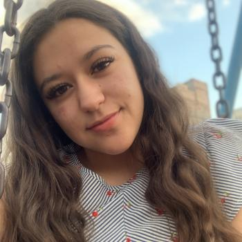 Niñera en Venceremos: María Fernanda