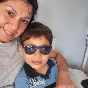 Niñera Maquinista Savio: Lourdes