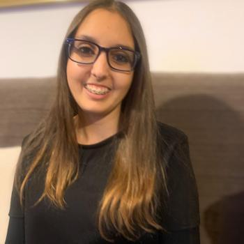 Niñera Valdemoro: Ángela