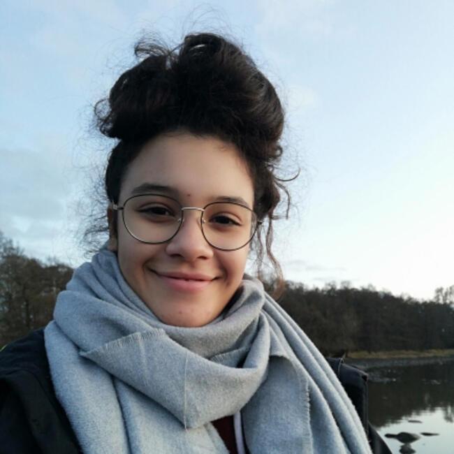 Babysitter in Copenhagen: Luana Almeida