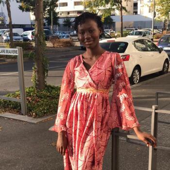 Nounou à Lyon: Fatoumata