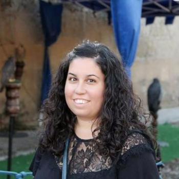 Canguro en Salamanca: Esther