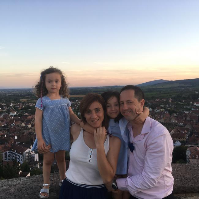 Babysitting job in Luxembourg: Francisco Manuel