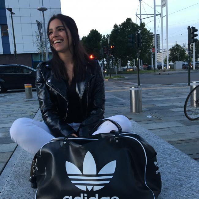 Babysitter a Torino: Melanie