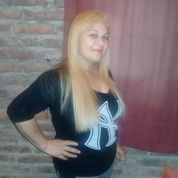 Niñera Moreno: Blanca