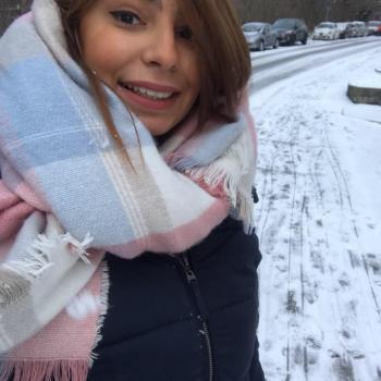 Babysitter Lausanne: Sara