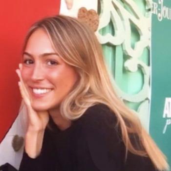 Niñera en Madrid: María