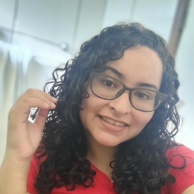 Babá em Fortaleza: Gabriela