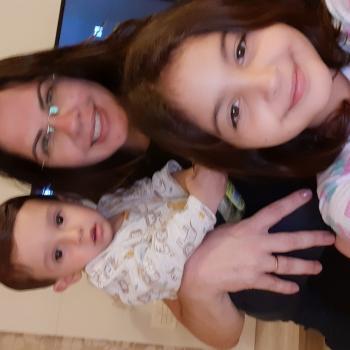 Emprego de babá em Santos: emprego de babá Shirley