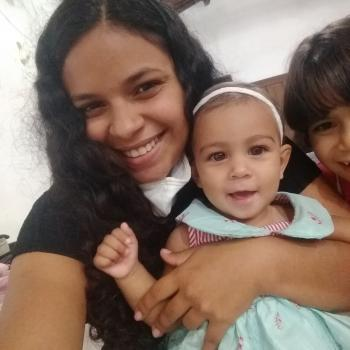 Agência de babá em Natal: Rafynha