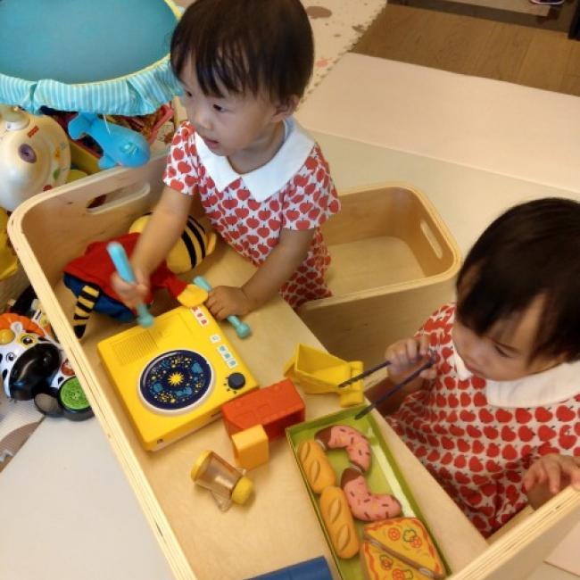 台北市的保母職缺: 佐枝