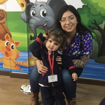 Niñera en Bogotá: Brenda