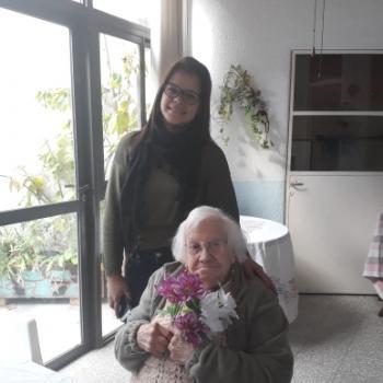 Niñera Rafael Castillo: Rosalia