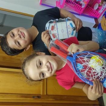 Babysitting job in Medellín: babysitting job Jennifer