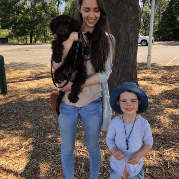 Babysitting job Melbourne: babysitting job Grace