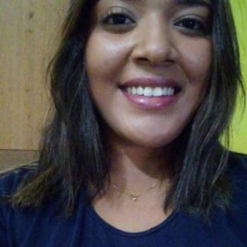 Babá São Gonçalo (Rio de Janeiro): Larissa