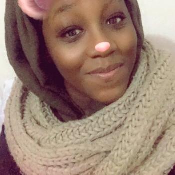 Nounou Paris: Fatoumata