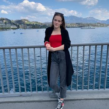 Baby-sitter Lucerne: Helena
